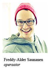 Freddy-Alder Saunanen